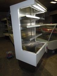 432 Přístěnná chladicí vitrina 88 cm