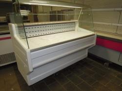 454 Obslužná chladicí vitrína 1,5 m