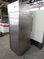 457 lednice nerez  S 500 S